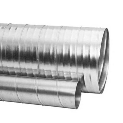 Galvanised Ducting Metal Spiral 6 inch / 150mm Duct Tube Pipe - 3m Length - SYS-150 by i-sells