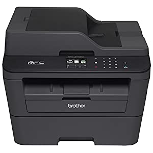 Brother Compact Monochrome Laser All-in-One Multi-Function Printer
