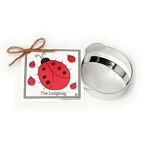 ladybug cookie cutter - 2