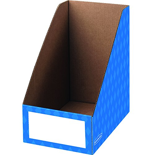 Bankers Box Classroom Magazine File Organizer, 8-Inch