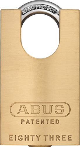 - Abus 83CS/45-900 S2, 83219 83 Series Arrow Keyway Padlock (Pack of 6 pcs)