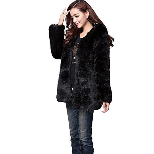 Mink Long Coat - 1