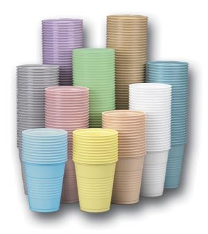 Crosstex Plastic Cups Cxcl by Crosstex International (Image #1)