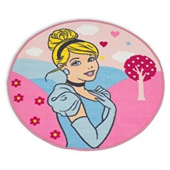 Amazon Com Disney Princess So This Is Love Rug Kitchen