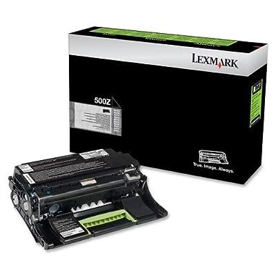 "Lexmark, 500Z Black Original Printer Imaging Unit Lccp, Lrp For Lexmark, Ms310, Ms312, Ms315, Ms410, Ms415, Ms510, Mx310, Mx410, Mx510, Mx511, Mx610, Mx611 ""Product Category: Supplies & Accessories/Printer Consumables"""