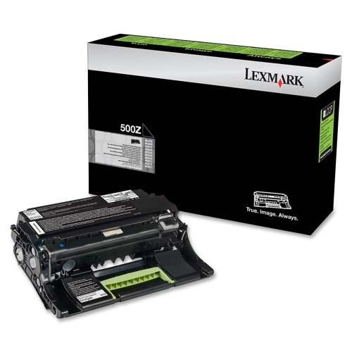 Original Black Imaging Unit - Lexmark, 500Z Black Original Printer Imaging Unit Lccp, Lrp For Lexmark, Ms310, Ms312, Ms315, Ms410, Ms415, Ms510, Mx310, Mx410, Mx510, Mx511, Mx610, Mx611