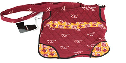 (bagamore collection Virginia TECH Sidewinder Bag-Virginia TECH Quilted Bag-Virginia TECH Hokies Hipster Bag)