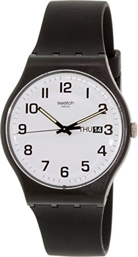 Swatch Twice Again White Dial