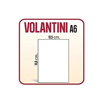 Dépliants A6 - Papier 135 gr. éclatant brillant - personnalisés ...