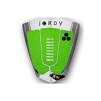 Channel Islands Jordy Smith - Cola para tabla de surf, color verde