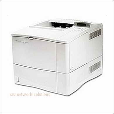 amazon com hp laserjet 4100 printer electronics rh amazon com HP LaserJet P1505 Drum for HP LaserJet 4100Tn Printer
