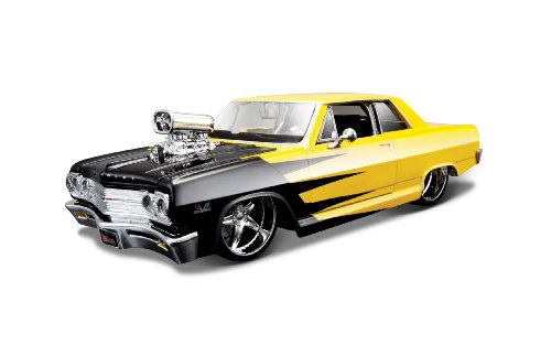 maisto-as-ps-1965-chevrolet-malibu-ss-diecast-vehicle-scale-124