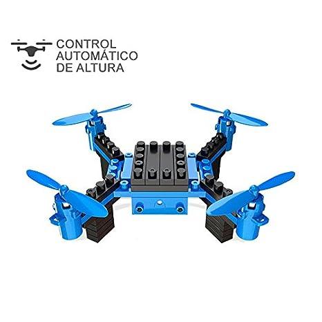 Drone de Iniciación para Montar   Ideal para Niños: Amazon.es ...