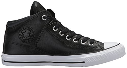 Converse Chuck Taylor All Star High Street High Sneaker, Sneaker Basse Unisex - Adulto nero