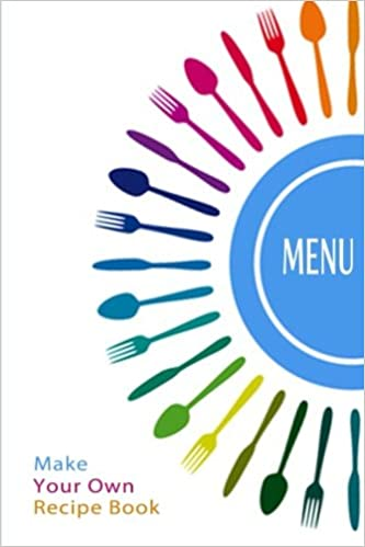 make your own recipe book blank cookbook for you to write in blank
