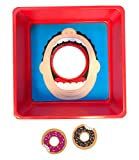 BigMouth Inc Mr. Donut Washer Toss Lawn Game - Hilarious Outdoor Yard Game Includes 2 Washer Pits and Donut Shaped Washers, Easy Set up - Fun Family Game for Parties, Celebrations and More