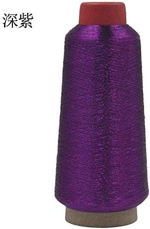 Glitter Cross Stitch Yarn Sewing Thread Woven Embroidery Knitting Silk Line Neu
