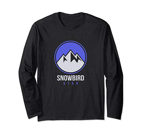 Long Sleeve Shirt Snowbird - Utah Ski Snowboard  Apparel