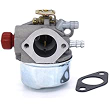 NIMTEK Carburetor for Tecumseh 640135A Pressure Washer Snowthrower OH195XA 5.5HP Carb