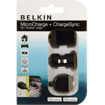 Belkin F8Z493tt03-P MicroCharge + ChargeSync Kit ()