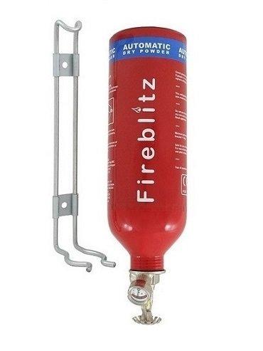 FireBlitz Automatic 1KG Fire Extinguisher