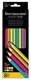 Colorista by Spectrum Noir 8 Piece Pencils Set