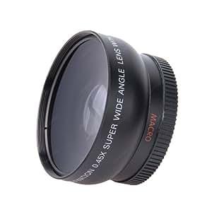Sakar 55mm 0.45X Wide angle lens 1455W-R