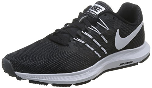 White da Grey Trail Nero Run Dark Nike 001 Swift Donna Running Wmns Scarpe Black qvWCg