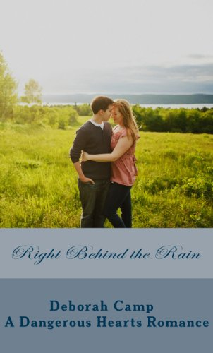 book cover of Right Behind the Rain