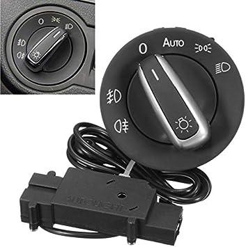 Coomir Auto Lichtschalter Mit Chrome Auto Sensor Licht 5nd941431b Auto