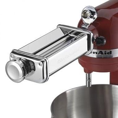 Kitchen Aid Pasta Roller maker KPSA Kitchenaid Stainless Steel Attachment New