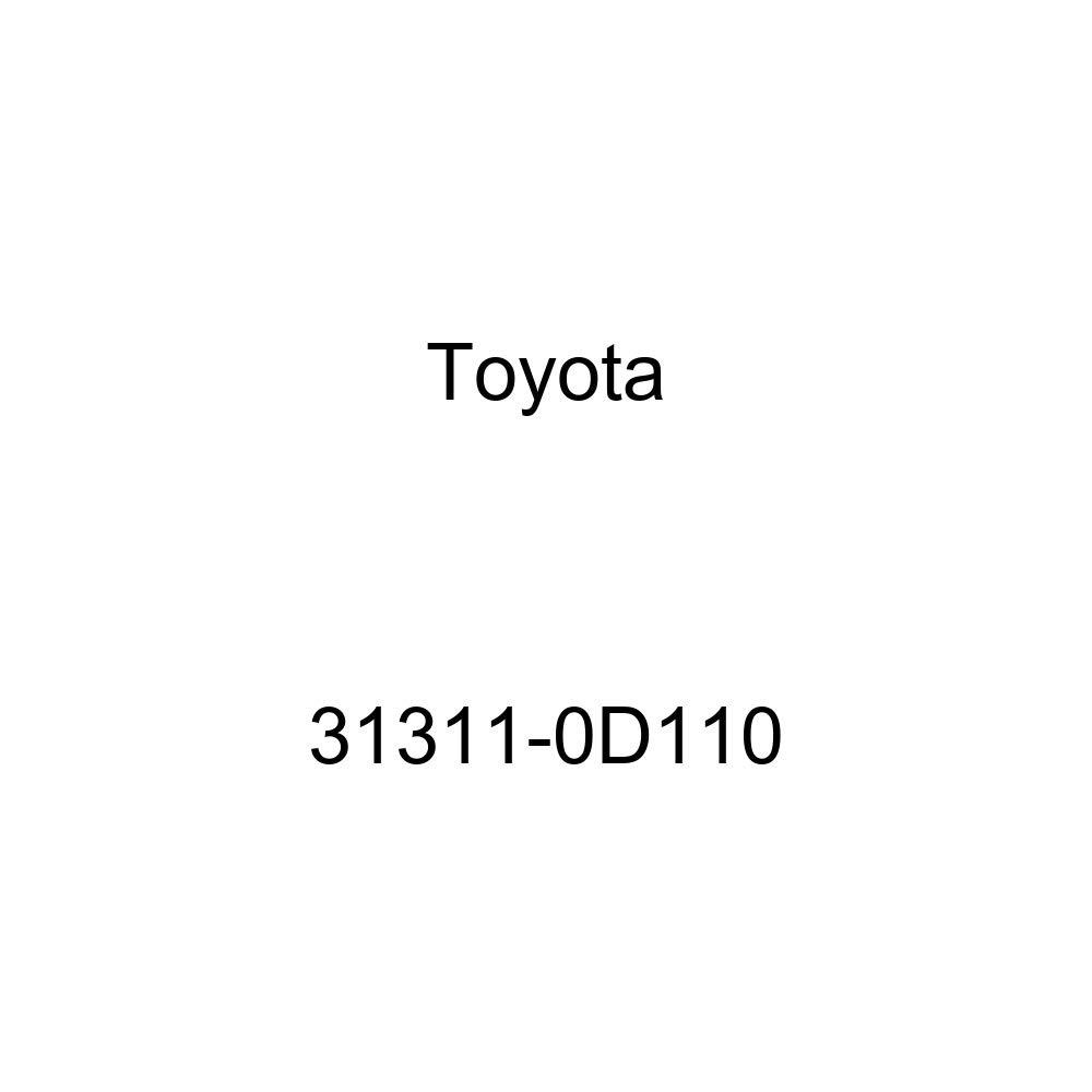 TOYOTA 31311-0D110 Clutch Pedal
