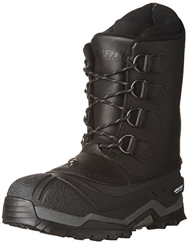 Baffin Men's Control Max Snow Boot Black 11 D