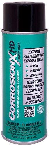 Dripless Seal (Corrosion-X 90104 Heavy-Duty, 12-Ounce, Aerosol)