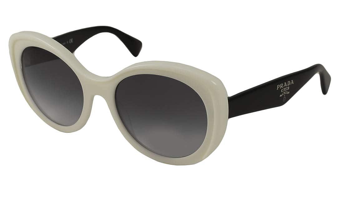 Amazon.com: Prada para mujer pr 12ps – 7S30A7, Gafas de sol ...