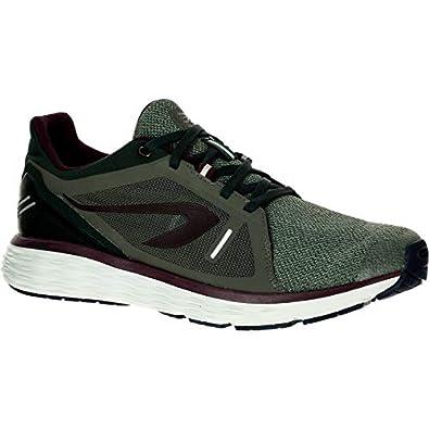 0bdd6b298f80 Kalenji Run Comfort Men s Running Shoes - Green  Buy Online at Low ...