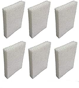 Amazon Com Kungfudigital 6 Humidifier Filter Wick Replacements For Lasko Natural Cascade 1129 1130 1140