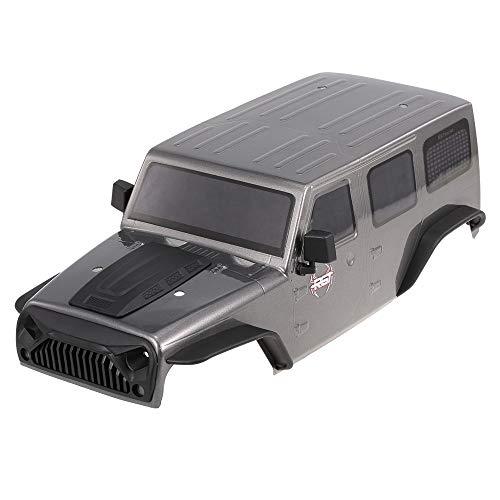 Goolsky HSP RGT ボディシェル for 1/10 RGT 86100 HSP HPI Traxxas Redcat RC4WD Tamiya Jeep Wrangler RCクローラーカー DIY ジープラングラー 車体シェル