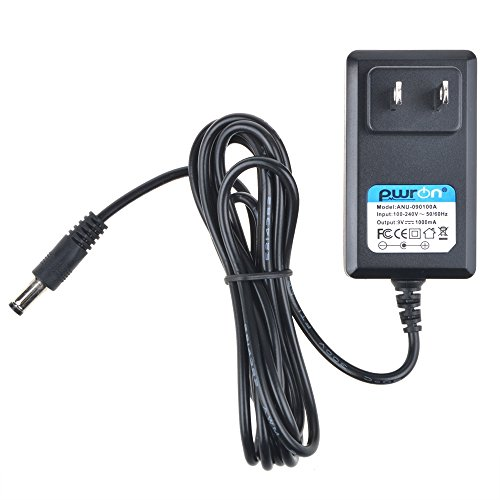 PwrON 6.6 FT 9V AC Adapter For LeapFrog LeapPad1, LeapPad...