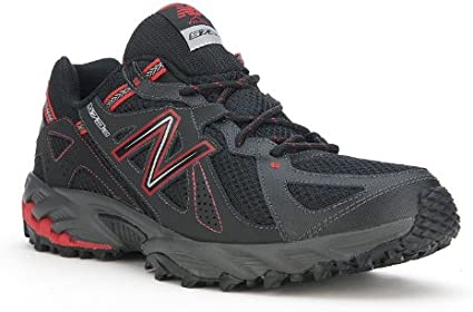 New Balance Male Men/'s 573 Trail Mens Running Shoes Training Grey With White