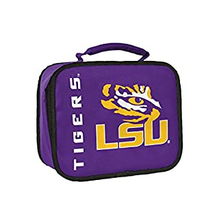Officially Licensed NCAA LSU Tigers Sacked Lunch Cooler