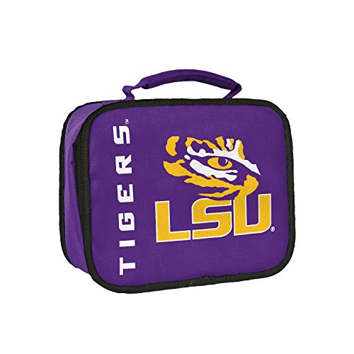 The Northwest Company Officially Licensed NCAA LSU Tigers Sacked Lunch Cooler Lsu Tigers Cooler