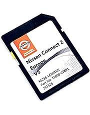 Laatste 2020/2021 SD-KAART voor Nissan CONNECT 2/V5 (LCN2) SAT NAV SD-KAART dekking heel Europa - E-NV200, NOTE, JUKE, LEAF, MICRA - Onderdeelnummer: T1000-26767