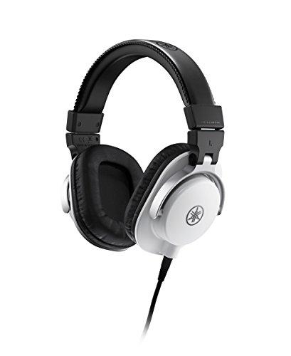 Yamaha HPH MT5W Monitor Headphones White