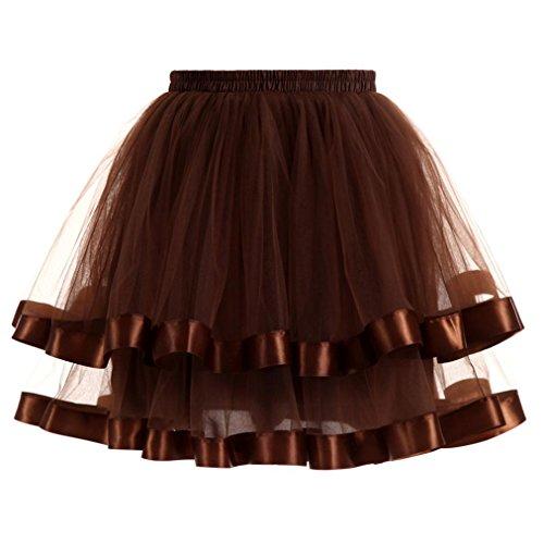 Gaze Jupe Rtro HCFKJ Danse Casual Minijupe 2018 Haute Femmes Jupes Chic Slim Tutu Femmes Adulte d't Courte Mini Plisse Caf Occasionnel Solide Cr0qxU0Ynw