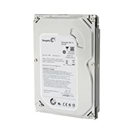Seagate Barracuda ST500DM002 500 GB 3.5 Internal Hard Drive - SATA - 7200 rpm - 16 MB Buffer 1 Seagate technology - st500dm002 - seagate hdd st500dm002 500gb s3 ds 7200rpm 16mb 6g Bare Drive