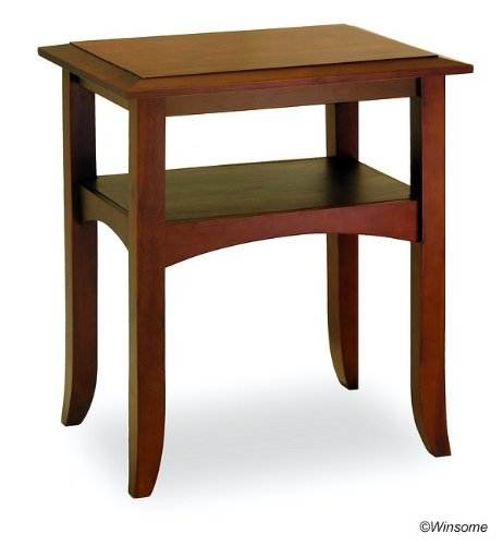 craftsman-end-table-with-shelf-by-winsome-wood