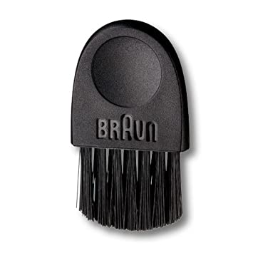 Braun Shaver Cleaning Brush|Braun Electric Shaver Cleaning Brush|All Series compatible basic brush Approx. 6cm (4 pcs) Non-Retail Packaging 67030939