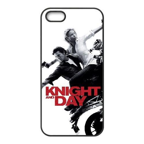 D6H57 Knight and Day Haute Résolution Affiche Y9J8YV coque iPhone 4 4s cellule de cas de téléphone couvercle coque noire XD2PLT1MQ
