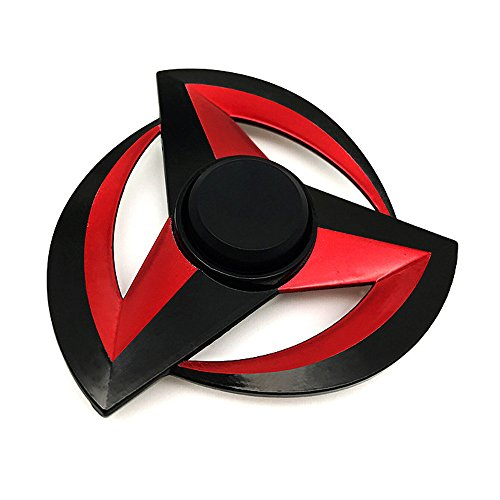 Hand Spinner, Deesee(tm) Tri Fidget Hand Spinner Finger Triangle Metal Focus Toy Adhd Autism Kids/ad
